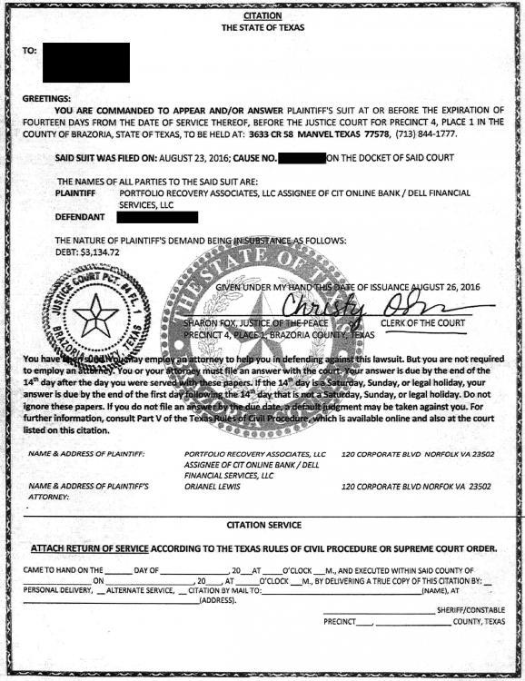 2016 Lawsuit - Plaintiff's Petition - 1.jpg